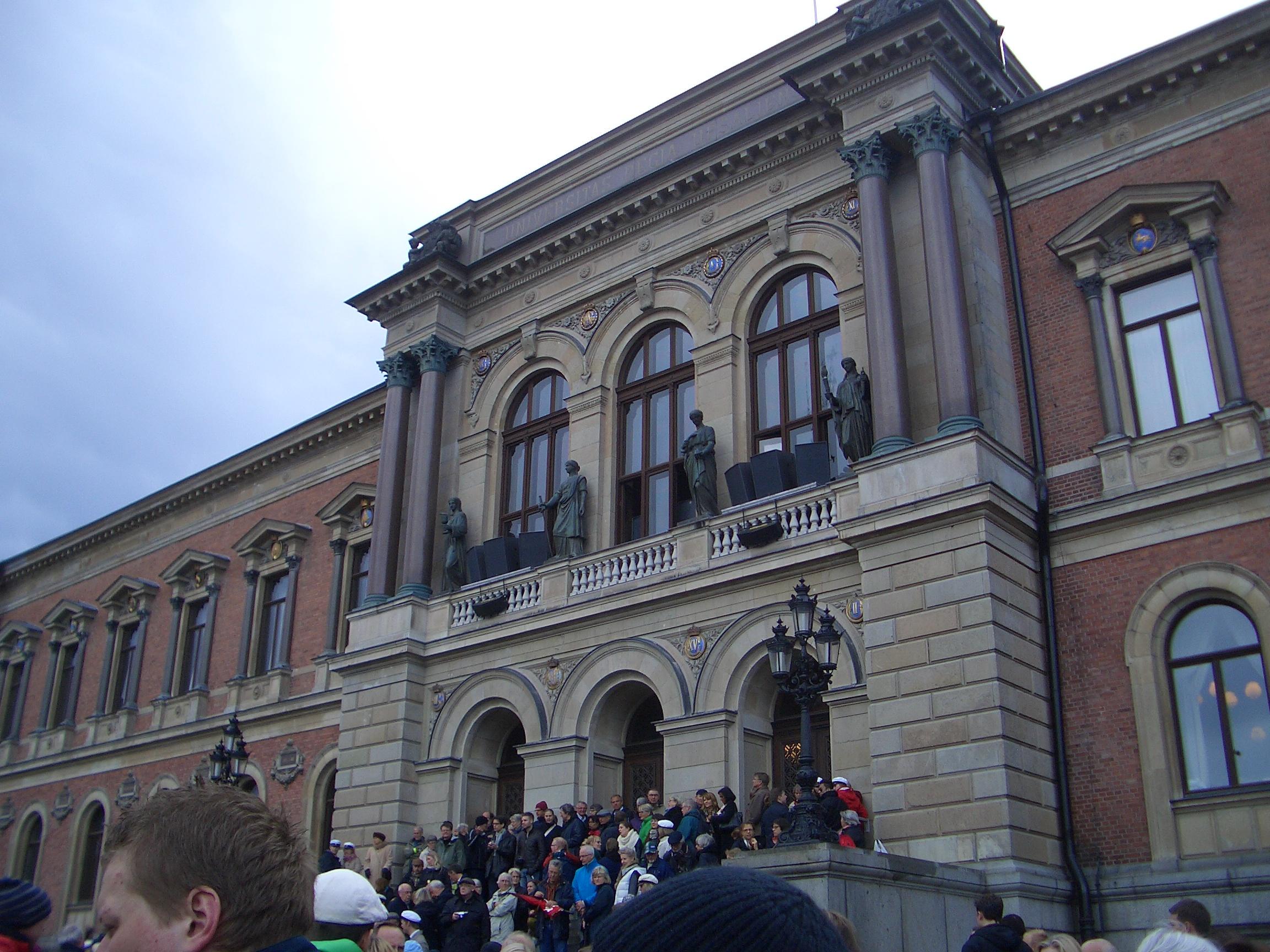 Valborg i Uppsala 2013