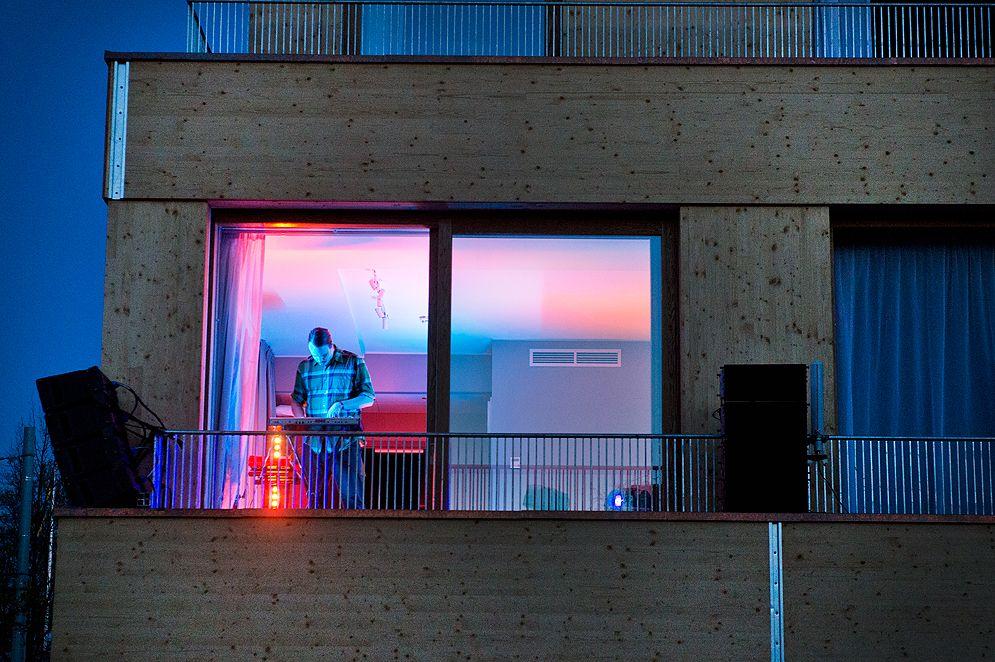Invigningen av ABBA Museet
