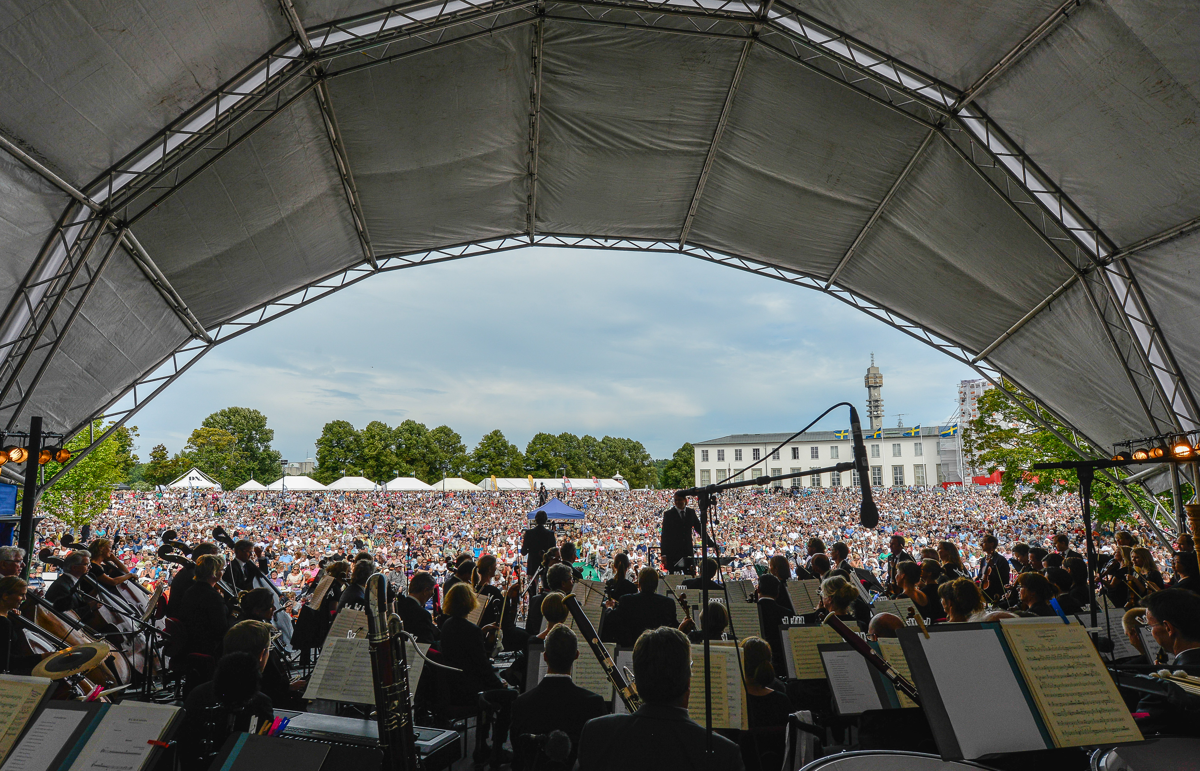Kungliga Filharmonikerna Gärdet 2013