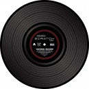 Rane Serato Control Vinyl Black