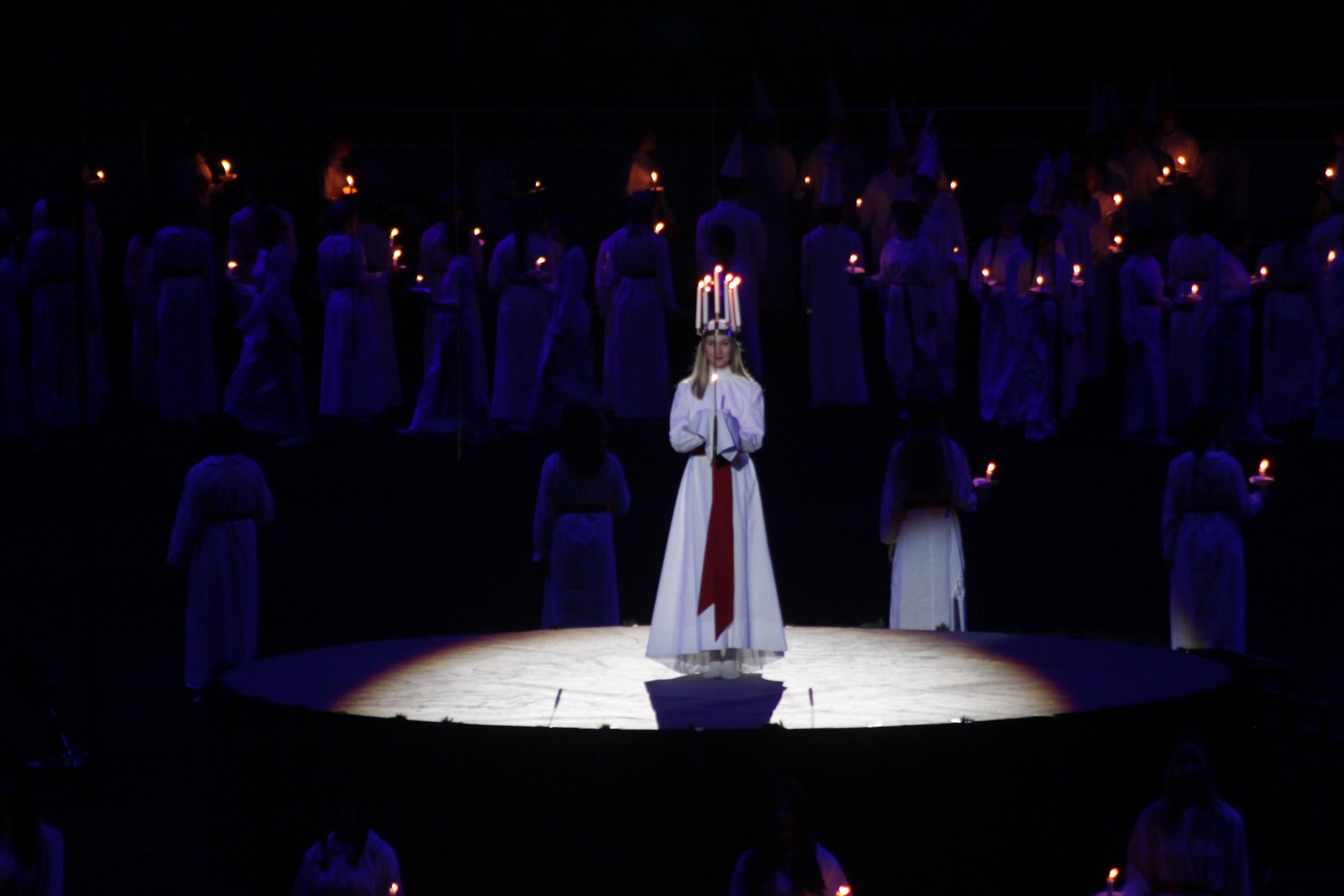 Luciakonserten 2012